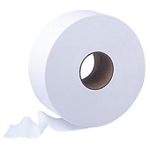 รูปภาพของ กระดาษชำระม้วนใหญ่ กรีนพลัส 2 ชั้น x 300 เมตร บรรจุ 12 ม้วน
