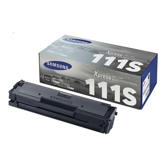 รูปภาพของ ตลับหมึกโทนเนอร์ Samsung MLT-D111S BK