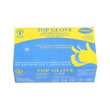 รูปภาพของ ถุงมือแพทย์มีแป้ง TOP GLOVE Size S (กล่อง 50 คู่)