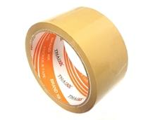 """รูปภาพของ เทปโอพีพี ไทยเคเค 3""""x45y แกน 3"""" หนา 45 ไมครอน สีชา (KK Orange)"""