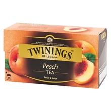 รูปภาพของ ชาอังกฤษ 2 กรัม (กล่อง25ซอง) ทไวนิงส์ Peach