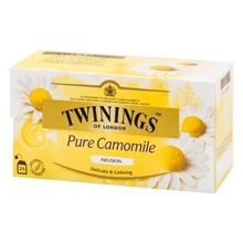 รูปภาพของ ชาอังกฤษ 1 กรัม (กล่อง25ซอง) ทไวนิงส์ Pure Flower Camomile
