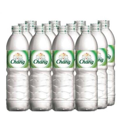 รูปภาพของ น้ำดื่มตราช้าง 600 มล ( แพ็ค 12 ขวด )