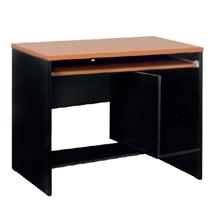 รูปภาพของ โต๊ะทำงาน โมโน SCU 80(F) เชอร์รี่/ดำ