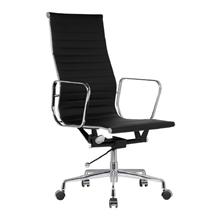 รูปภาพของ เก้าอี้สำนักงานโมดิน่า Aluminum Slim H ดำ