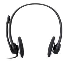 รูปภาพของ หูฟัง LOGITECH USB HEADSET H340