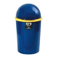 รูปภาพของ ถังขยะกลมสเปซแค็ป สแตนดาร์ด RW9074/74 (12 ลิตร) สีน้ำเงิน