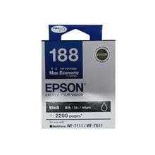 รูปภาพของ ตลับหมึกอิงค์เจ็ท EPSON T188190 BK
