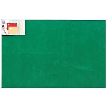 รูปภาพของ บอร์ดปิดประกาศกำมะหยี่ ขอบอะลูมิเนียม โรบิน 90 x 120 ซม. เขียว