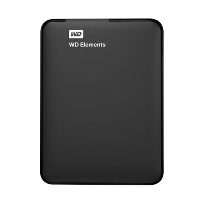 รูปภาพของ WD ELEMENTS PORTABLE EX.HDD 1TB ดำ