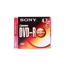 รูปภาพของ แผ่น DVD-R  SONY 4.7GB 16X (1*1)
