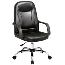 รูปภาพของ เก้าอี้สำนักงานโมดิน่า NIKKO ดำ