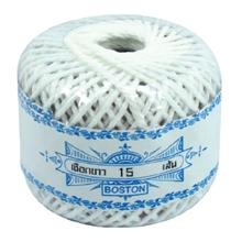 รูปภาพของ เชือกขาว บอสตัน 15 เส้น ยาว 13 หลา