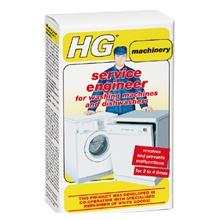 รูปภาพของ ผงทำความสะอาดภายในเครื่องซักผ้า เครื่องล้างจาน HG ขนาด 200 กรัม