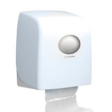 รูปภาพของ กล่องใส่กระดาษเช็ดมือแบบม้วน Aquarius Slimroll ( 69530 )