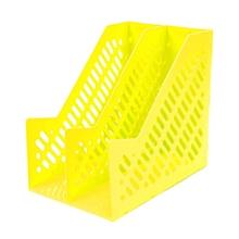 รูปภาพของ กล่องเอกสารพลาสติก ออร์ก้า BF-2001/2 เหลือง