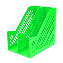 รูปภาพของ กล่องเอกสารพลาสติก ออร์ก้า BF-2001/2 เขียว