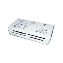 รูปภาพของ USB 2.0 All in 1 Card Reader IC-810 ขาว