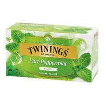 รูปภาพของ ชาอังกฤษ 2กรัม (กล่อง 25 ซอง) ทไวนิงส์ Pure Peppermint