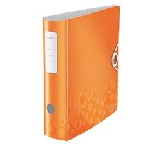 รูปภาพของ แฟ้มก้านยก LEITZ รุ่น NEXXT SERIES WOW A4 3.5 นิ้ว สีส้ม