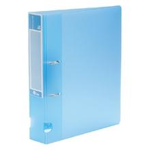 รูปภาพของ แฟ้มสันกว้าง อี-ไฟล์ 43A ขนาด A4 สัน 3 นิ้ว สีฟ้า
