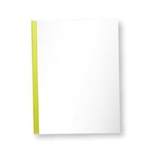 รูปภาพของ แฟ้มสันรูด ออร์ก้า 105 5 มิลลิเมตร สีเหลืองใส (แพ็ค 12 เล่ม)