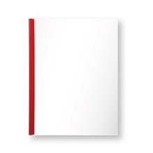รูปภาพของ แฟ้มสันรูด ออร์ก้า 306 10 มิลลิเมตร สีแดงทึบ (แพ็ค 12 เล่ม)