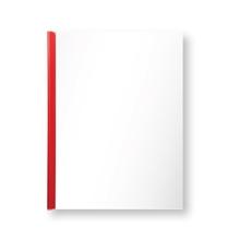 รูปภาพของ แฟ้มสันรูด ออร์ก้า 306 5 มิลลิเมตร สีแดงทึบ (แพ็ค 12 เล่ม)