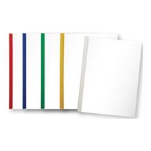 รูปภาพของ แฟ้มสันรูด ออร์ก้า 5 มิลลิเมตร คละสีทึบ (แพ็ค 12 เล่ม)