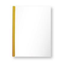 รูปภาพของ แฟ้มสันรูด ออร์ก้า 312 10 มิลลิเมตร สีเหลืองทึบ (แพ็ค 12 เล่ม)