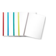 รูปภาพของ แฟ้มสันรูดออร์ก้า 10 มิลลิเมตร คละสีใส (แพ็ค 12 เล่ม)