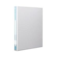 รูปภาพของ แฟ้ม 2 ห่วง ออร์ก้า ปกพีวีซี ขนาด A4 สีขาว ห่วงรูปตัวD 1นิ้ว