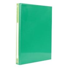 รูปภาพของ แฟ้ม 2 ห่วง ออร์ก้า ปกพีวีซี ขนาด A4 สีเขียว ห่วงรูปตัวD 1นิ้ว