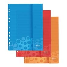 รูปภาพของ ซองอเนกประสงค์ LEITZ รุ่น BEBOP A4 11รู คละสี (แพ็ค 3 ซอง)
