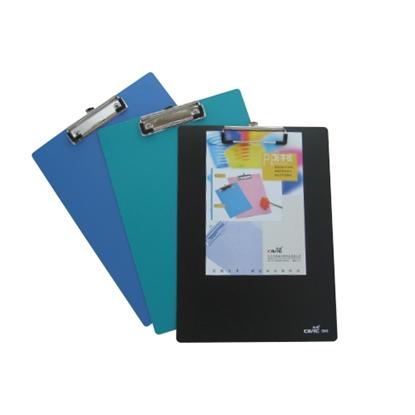 รูปภาพของ คลิปบอร์ดพลาสติกพีพี ECHO C810 A4 สีดำ
