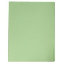 รูปภาพของ แฟ้มพับ ใบโพธิ์ 230 แกรม A4 สีเขียว (แพ็ค 100 เล่ม)