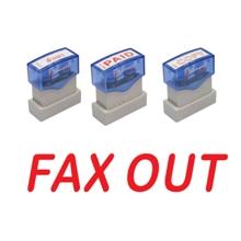 รูปภาพของ ตรายางหมึกในตัว I-STAMPER F06A FAX OUT