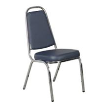 รูปภาพของ เก้าอี้จัดเลี้ยง APEX APW-001 หนังเทียม สีกรมท่า
