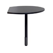 รูปภาพของ โต๊ะตัวต่อเสริมมุม MONO JKCS-80 ดำ