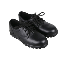 รูปภาพของ รองเท้านิรภัยหุ้มส้น BESTSAFE รุ่น RG15 Size 44 หนังแท้ สีดำ