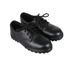 รูปภาพของ รองเท้านิรภัยหุ้มส้น BESTSAFE รุ่น RG15 Size 45 หนังแท้ สีดำ