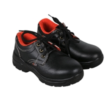 รูปภาพของ รองเท้านิรภัยหุ้มส้น BESTSAFE รุ่น SS11 Size 42 สีดำ หนังแท้ พื้น PU