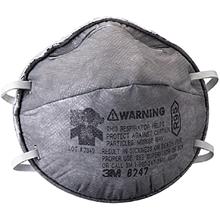 รูปภาพของ หน้ากากป้องกันฝุ่นไอตัวทำละลาย 3M 8247 R95 (แพ็ค 20 ชิ้น)