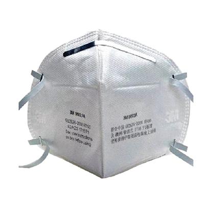 รูปภาพของ หน้ากากป้องกันฝุ่นละอองชนิดสายคล้องหู 3M 9003A P1