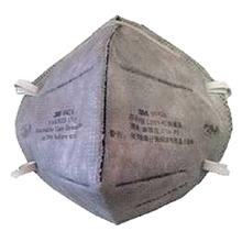 รูปภาพของ หน้ากากป้องกันฝุ่นละอองและไอระเหยสารเคมี 3M 9043A P1