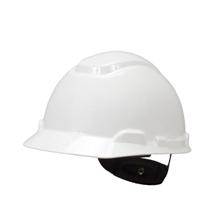 รูปภาพของ หมวกนิรภัย 3M H-701RRATCHET สีขาว