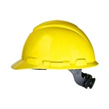 รูปภาพของ หมวกนิรภัย 3M H-702RRATCHET สีเหลือง
