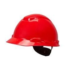 รูปภาพของ หมวกนิรภัย 3M H-705RRATCHET สีแดง
