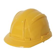 รูปภาพของ หมวกนิรภัย TONGA 5100 ปรับหมุน สีเหลือง