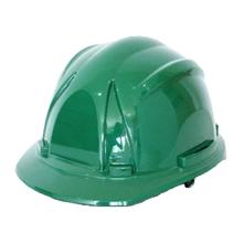 รูปภาพของ หมวกนิรภัย TONGA 5100 ปรับหมุน สีเขียว